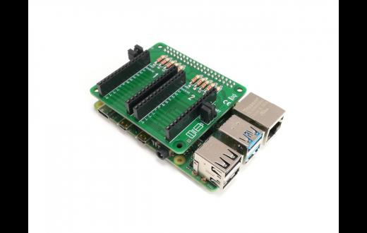 Raspberry Pi to Arduino MKR bridge HAT
