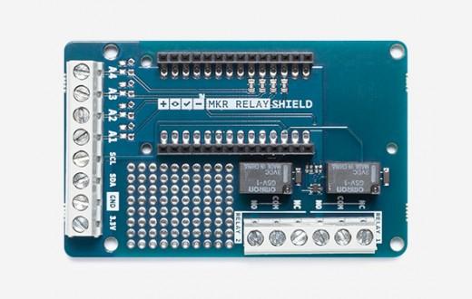 MKR Relay Proto Shield