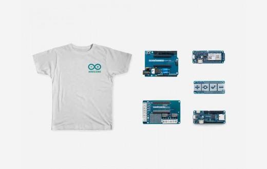 MKR Family Bundle For Developers (white t-shirt)