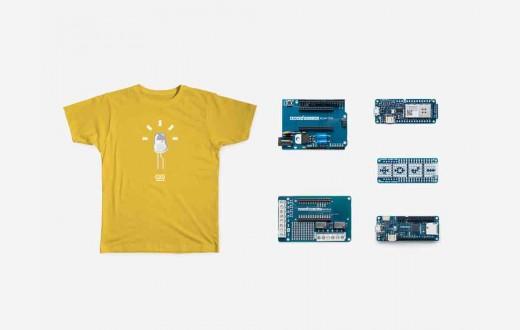 MKR Family Bundle For Developers (led t-shirt)