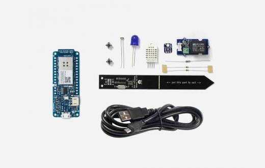 MKR1000 Environmental Monitoring Bundle (agriculture & plants)