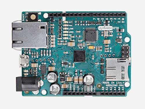 Arduino Leonardo ETH