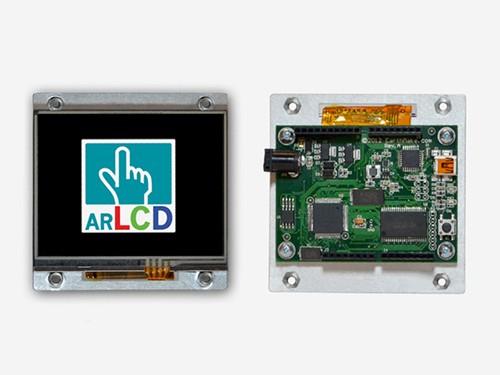 EarthLCD - ArLCD LCD touchscreen