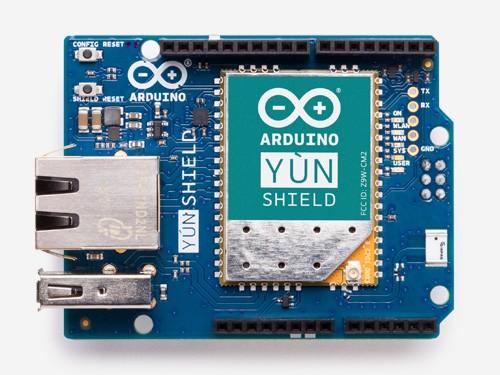 Arduino Yún Shield