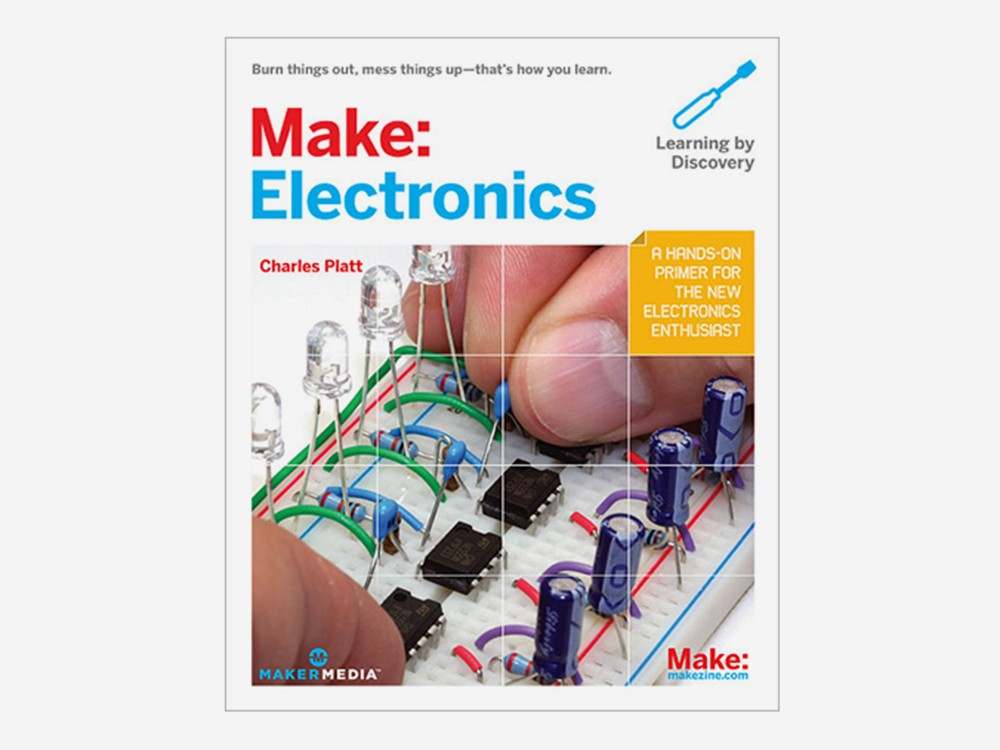 Make: Electronics  2nd Ed. - Book