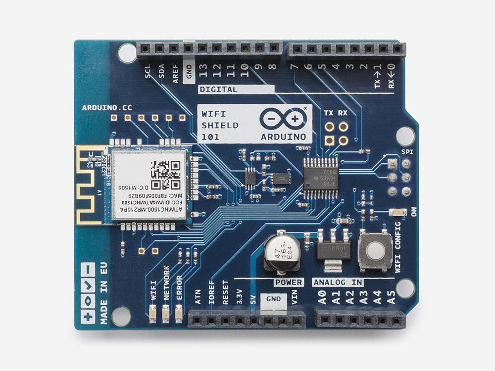 Arduino WiFi 101 Shield