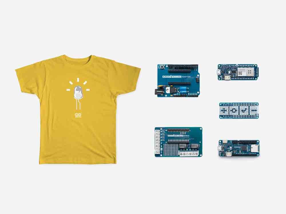 MKR Family Bundle For Developers (led t-shirt)