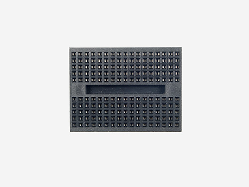 Mini breadboard - Black