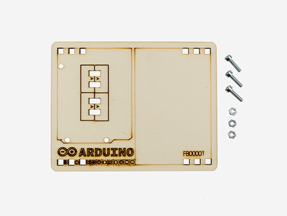 Arduino Wood Base Kit