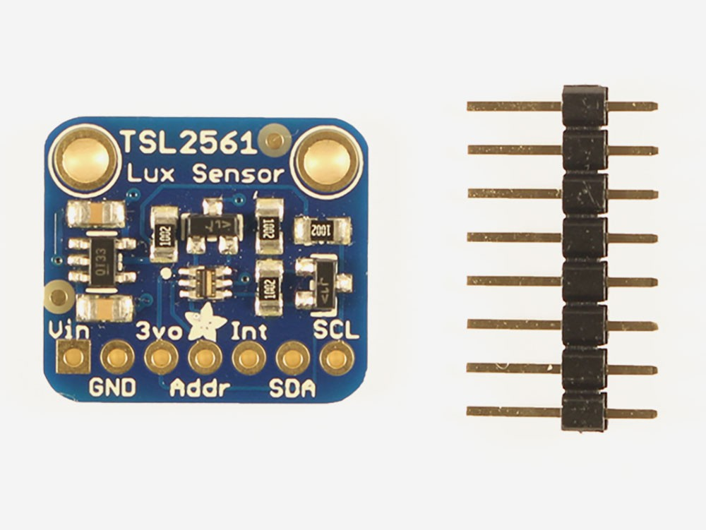 TSL2561 Digital Luminosity /  Light Sensor