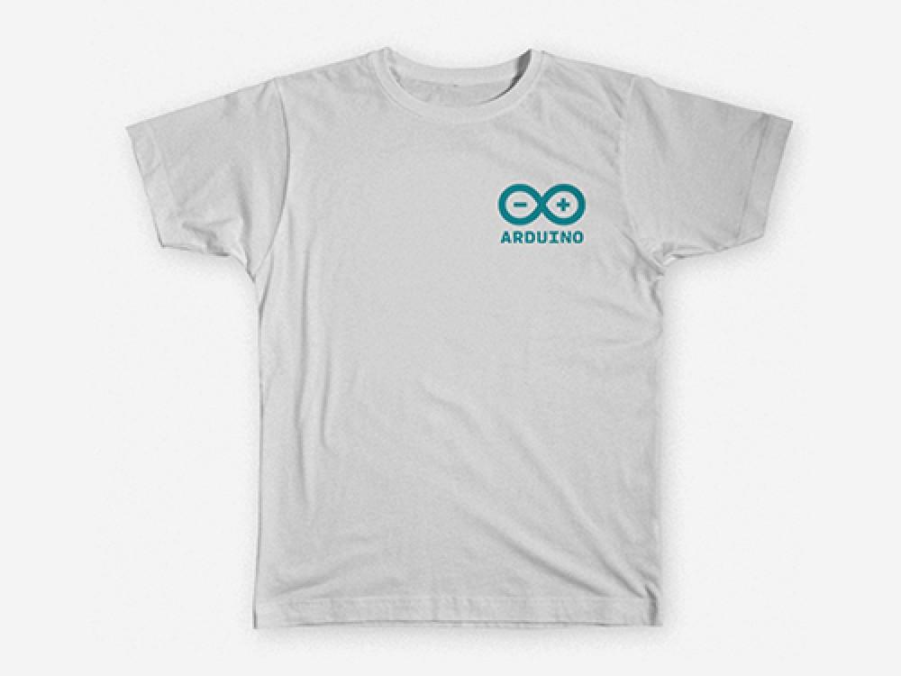 T-Shirt Arduino White