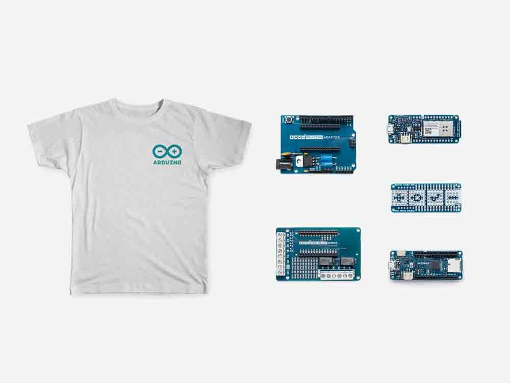 MKR Family Bundle For Developers (white t-shirt)