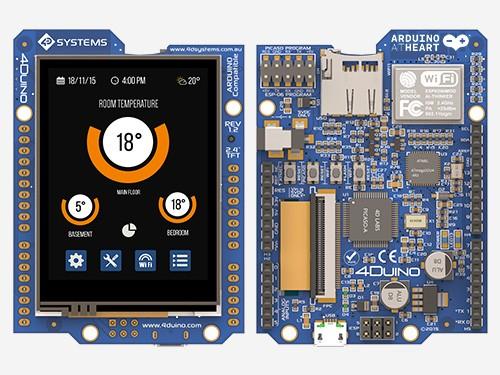 4Duino-24 LCD