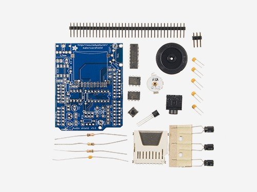 Adafruit Wave Shield Kit - v1.1