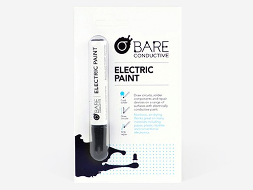 Bare Conductive - Electric Paint Pen (10ml)