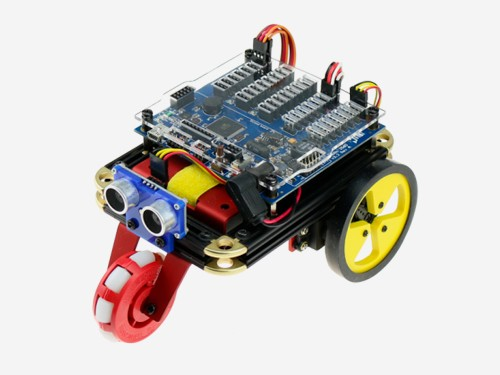 EMoRo Basic Robot Kit