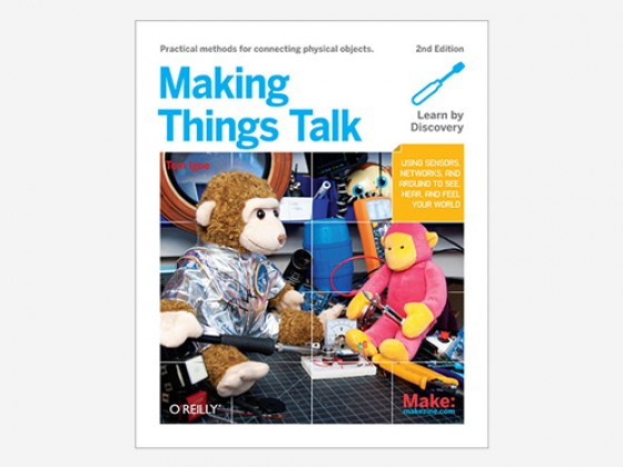 Making Things Talk 2nd Edition - Book