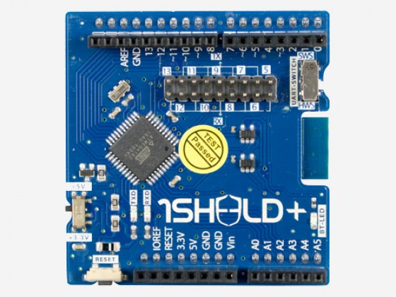 1Sheeld+ iOS / Android Phone bluetooth for Arduino