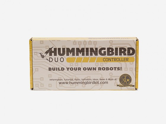 Hummingbird Duo Controller robot Kit