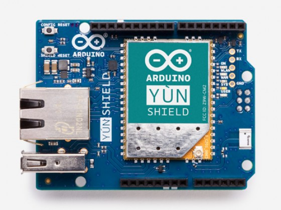 Arduino Yún Shield
