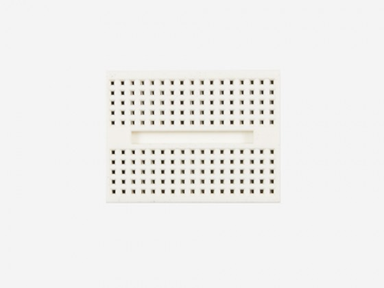 Mini breadboard - White