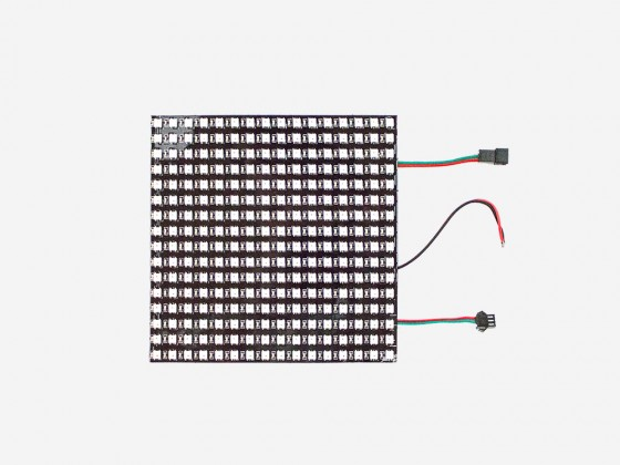 Flexible RGB Smart LED Matrix 16x16