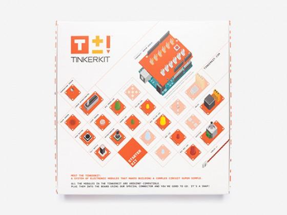 TinkerKit Starter