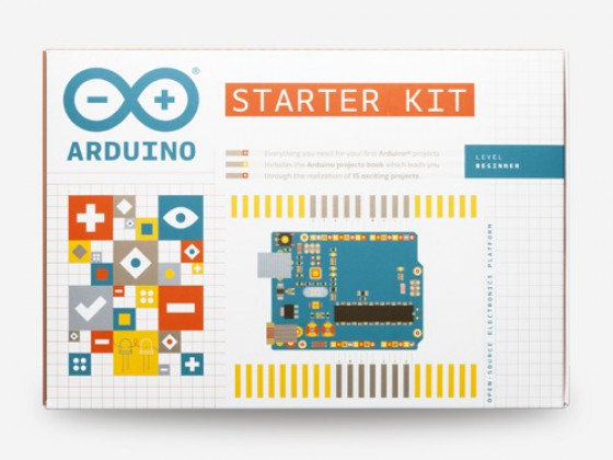 Arduino Starter Kit Multi-language