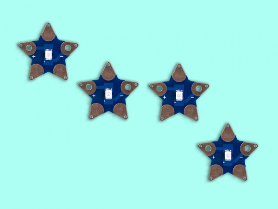 Teknikio Star LEDs (4 Pack)